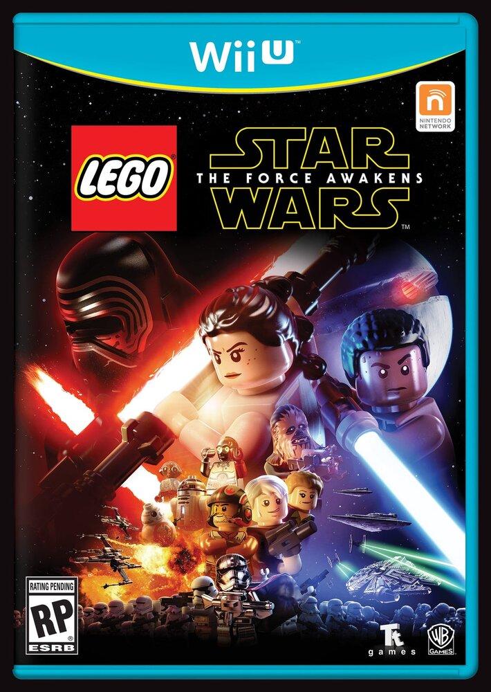 Star Wars: The Force Awakens (Wii U)