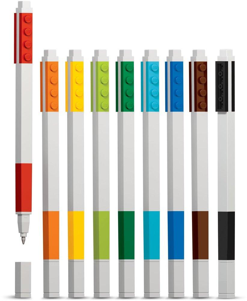 9 Gel Pens