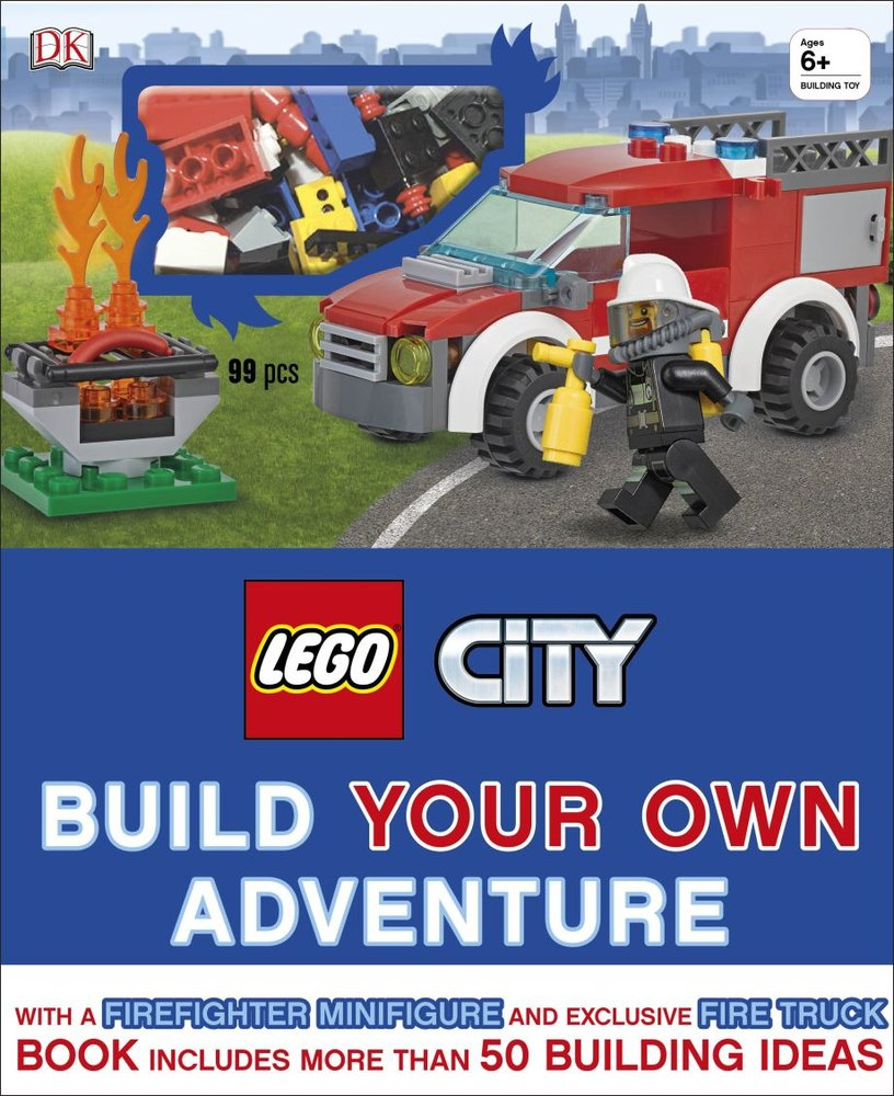City: Build Your Own Adventure