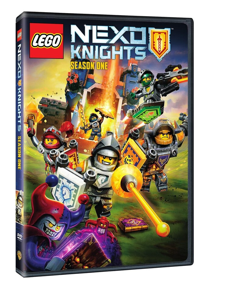 Nexo Knights: Season 1 (DVD)