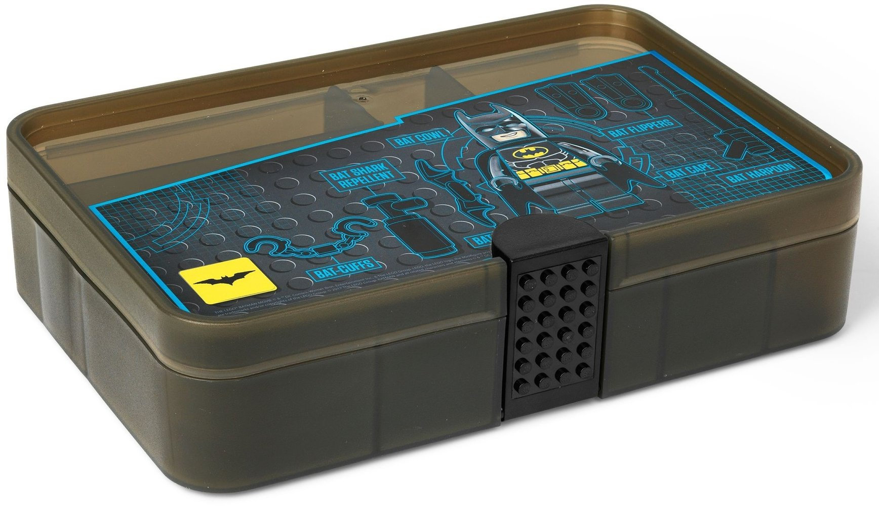The LEGO Batman Movie Collector Box