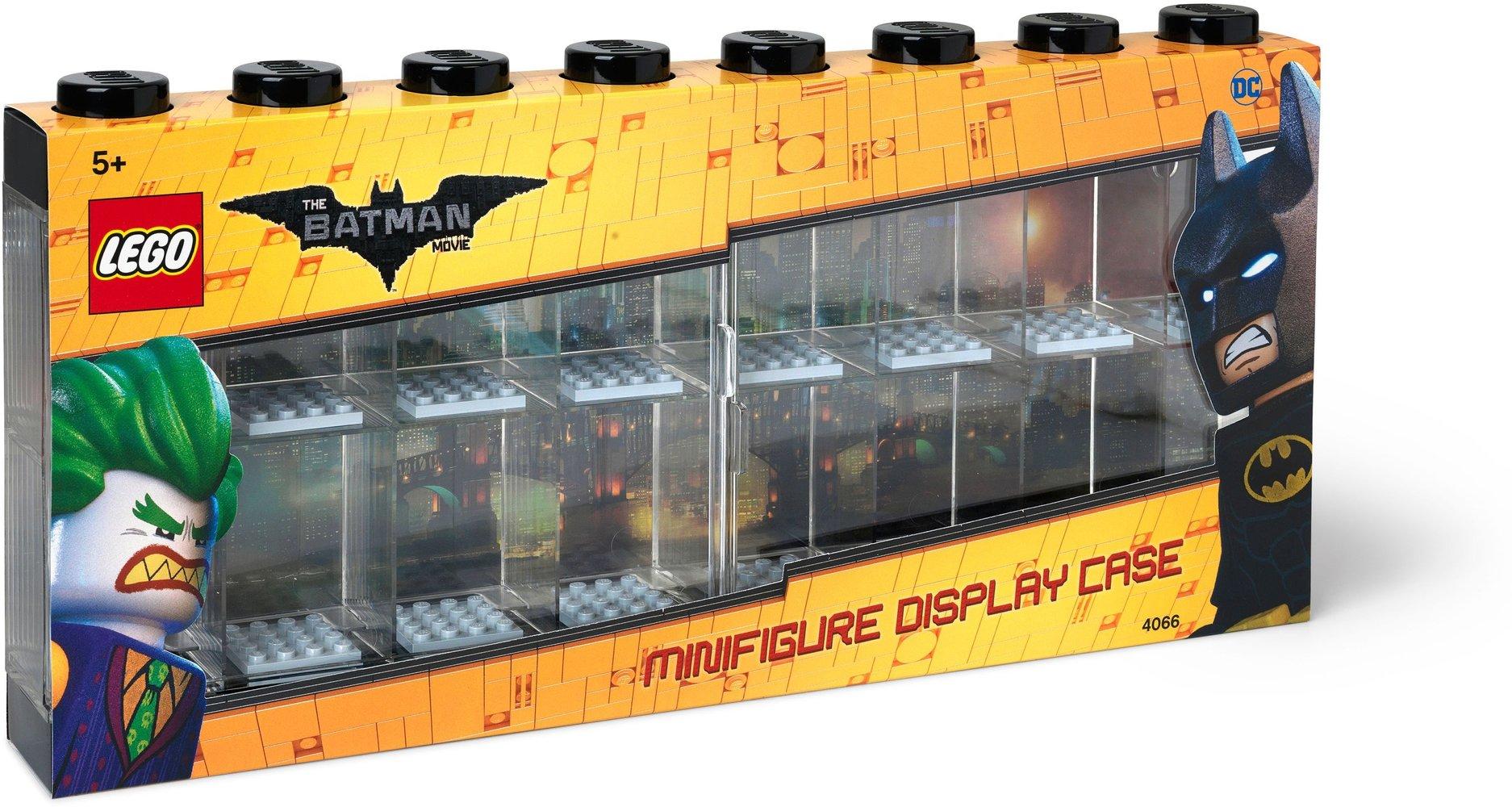 Minifigure Display Case (The LEGO Batman Movie)