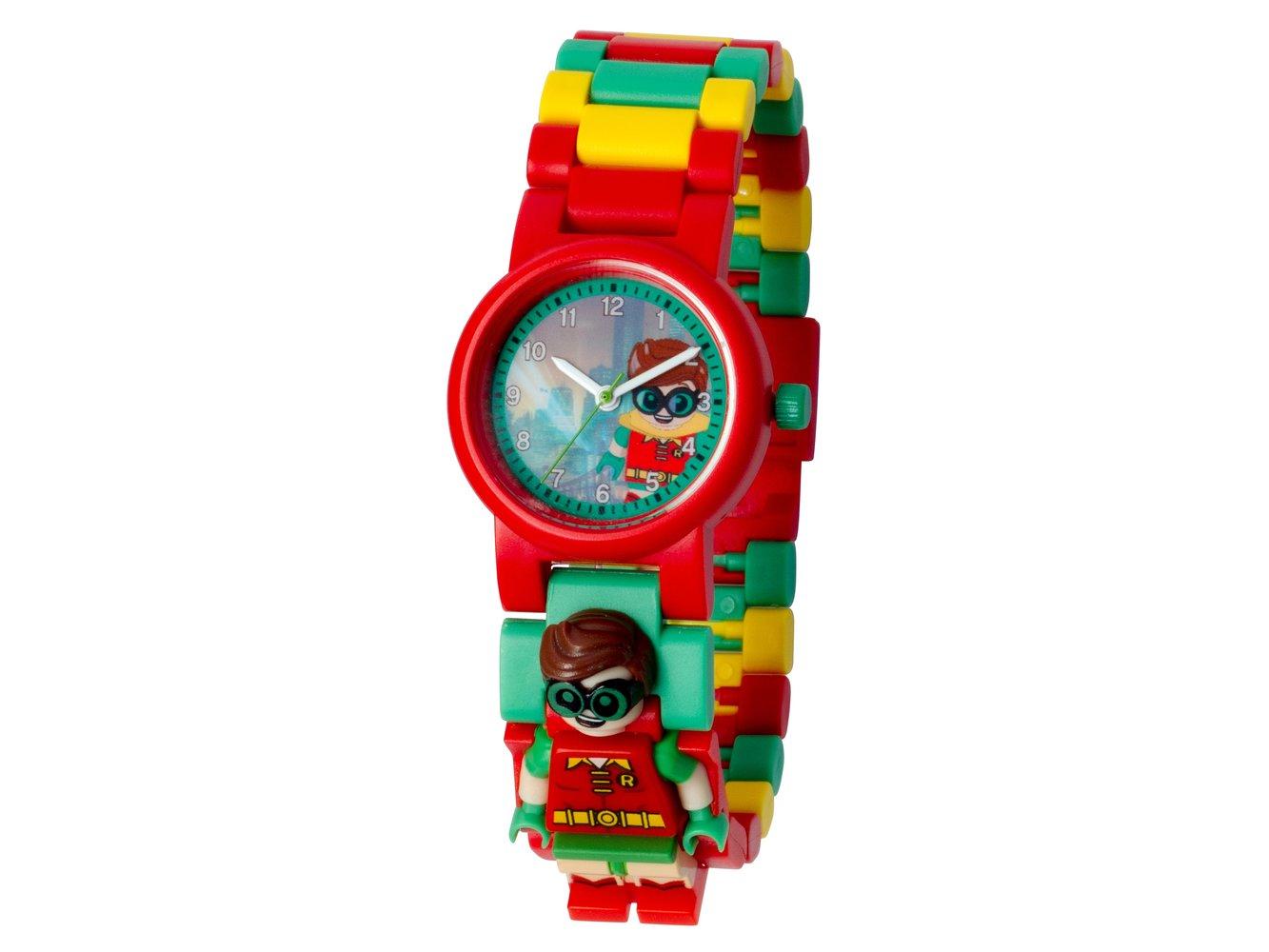 Robin Minifigure Link Watch