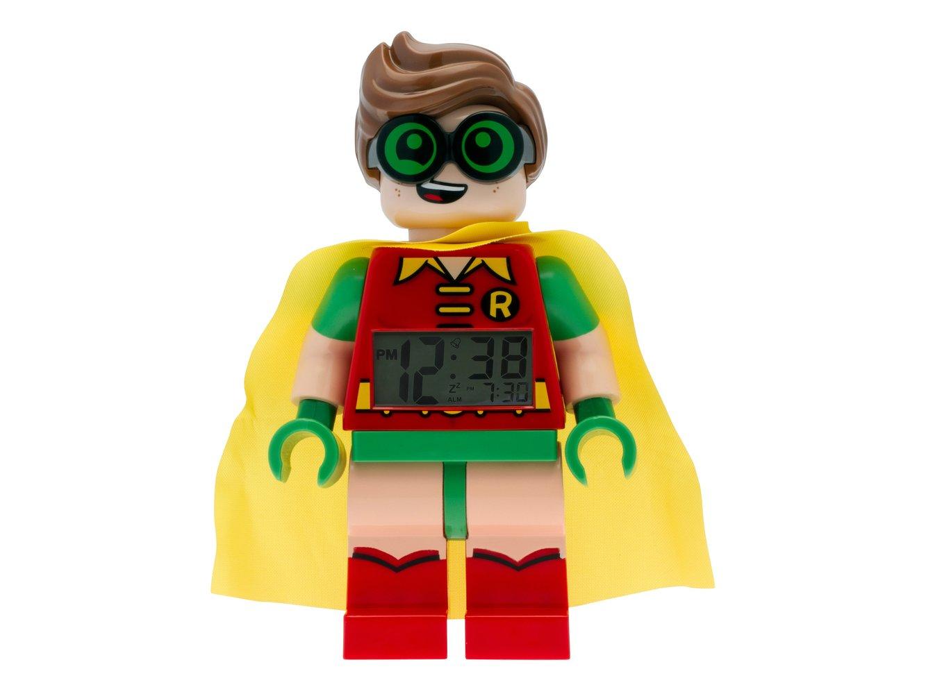 Robin Alarm Clock