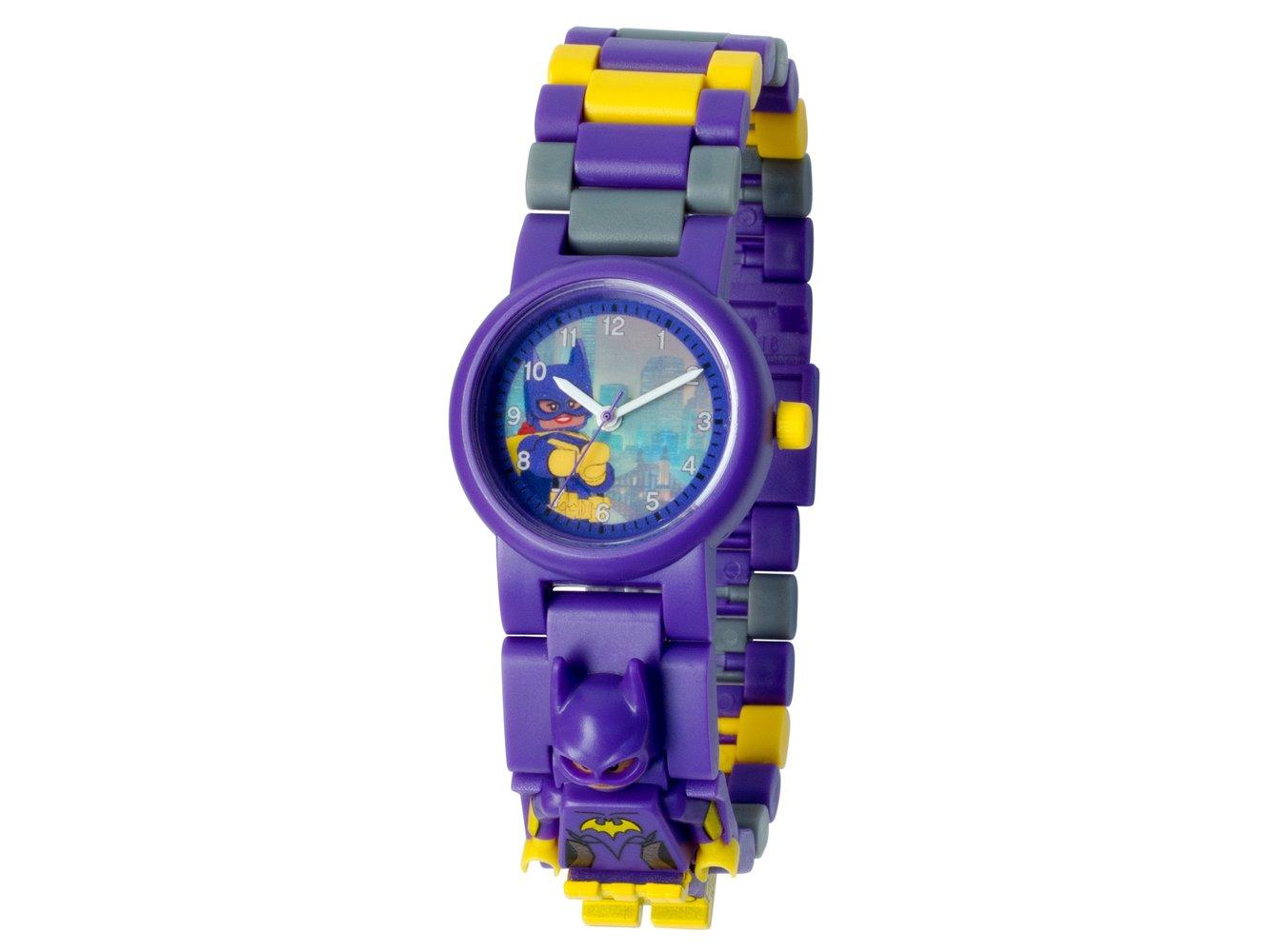 Batgirl Minifigure Link Watch