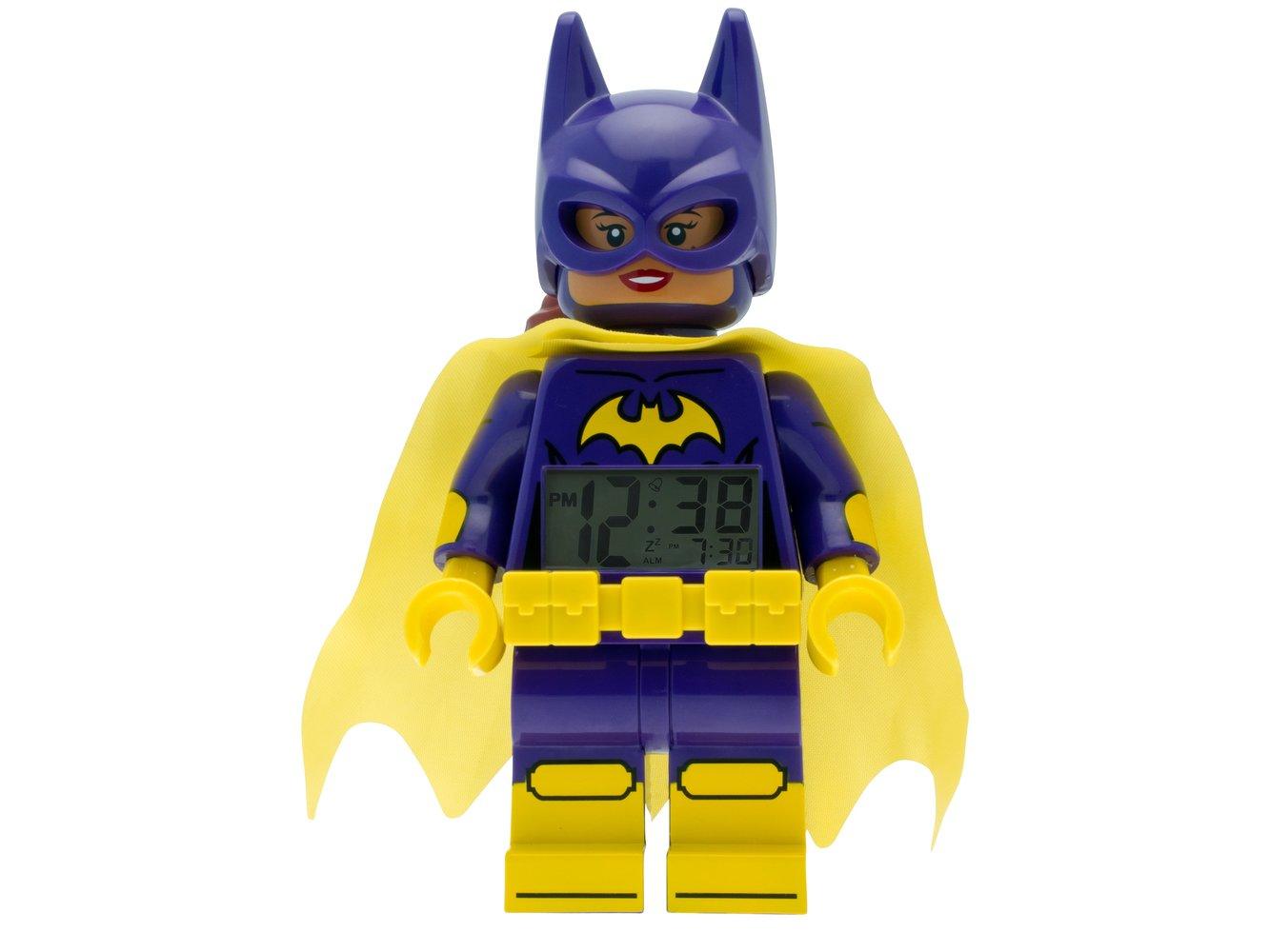 Batgirl Alarm Clock