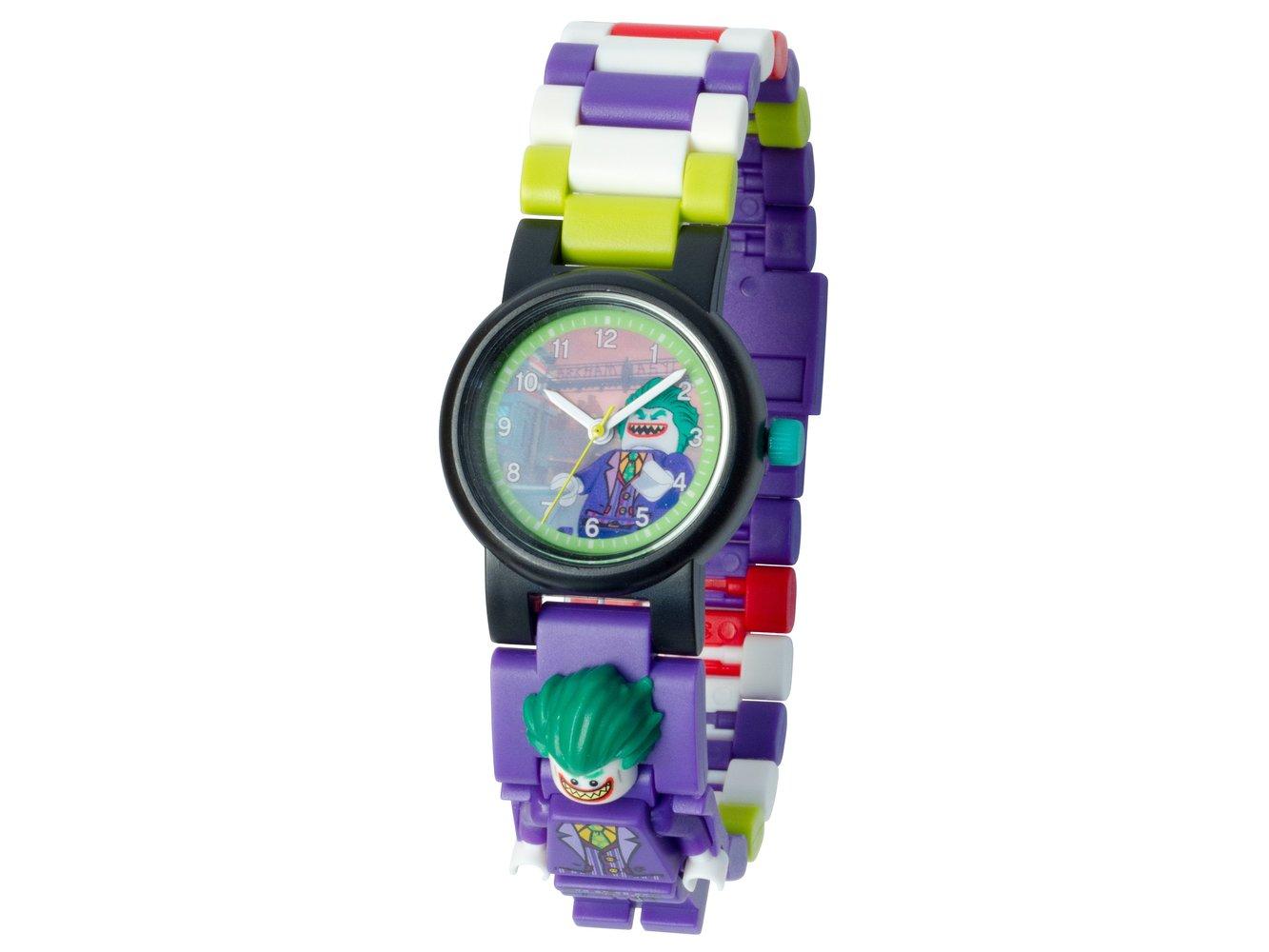 The Joker Minifigure Link Watch