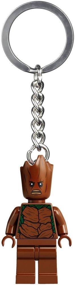 Teen Groot Key Chain