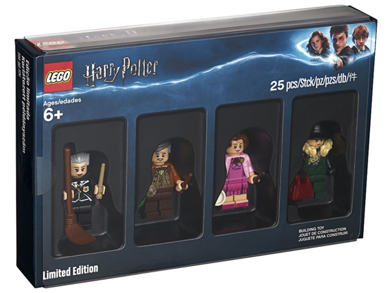 Collectible Minifigures - Harry Potter