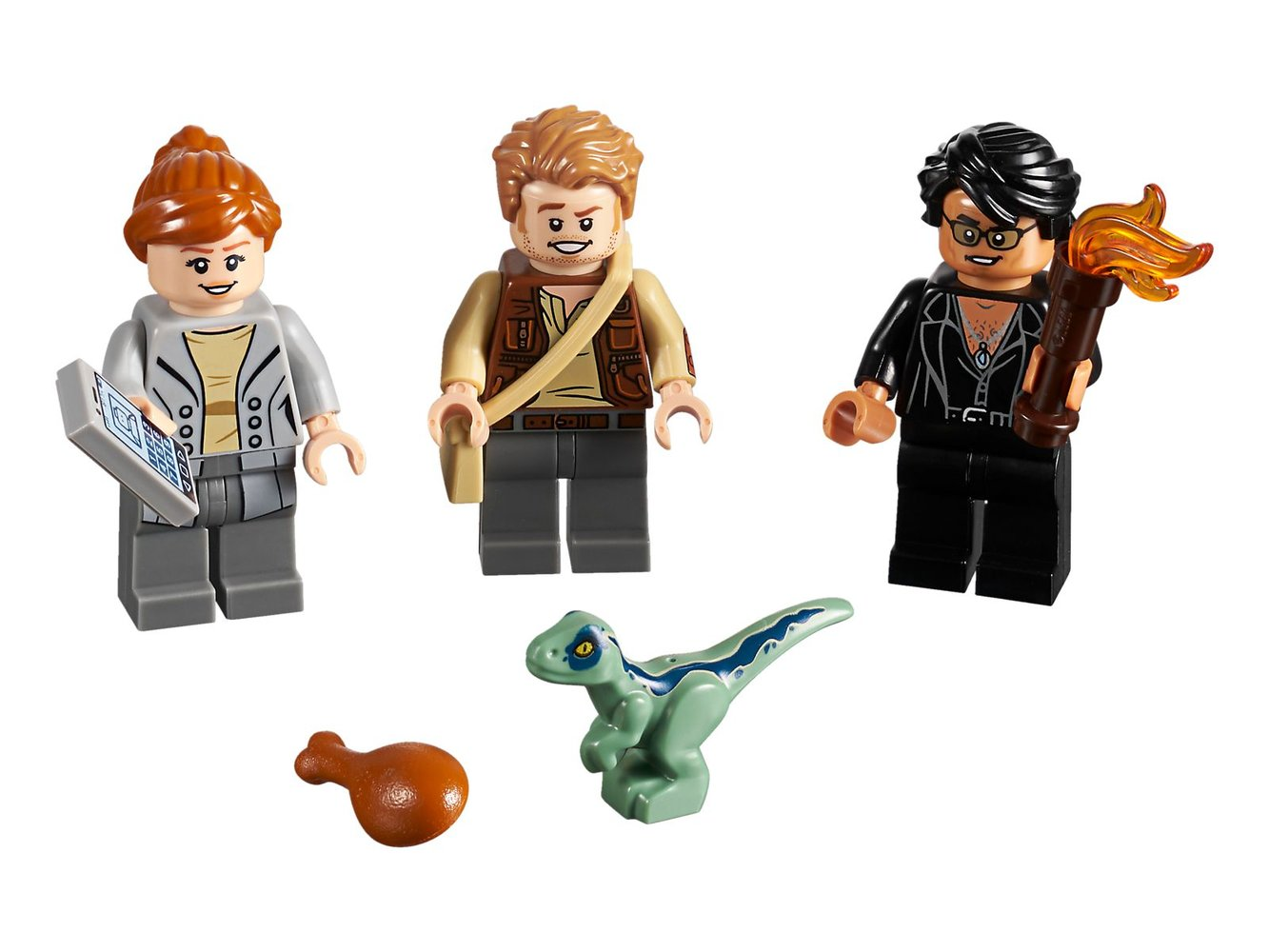 Collectible Minifigures - Jurassic World