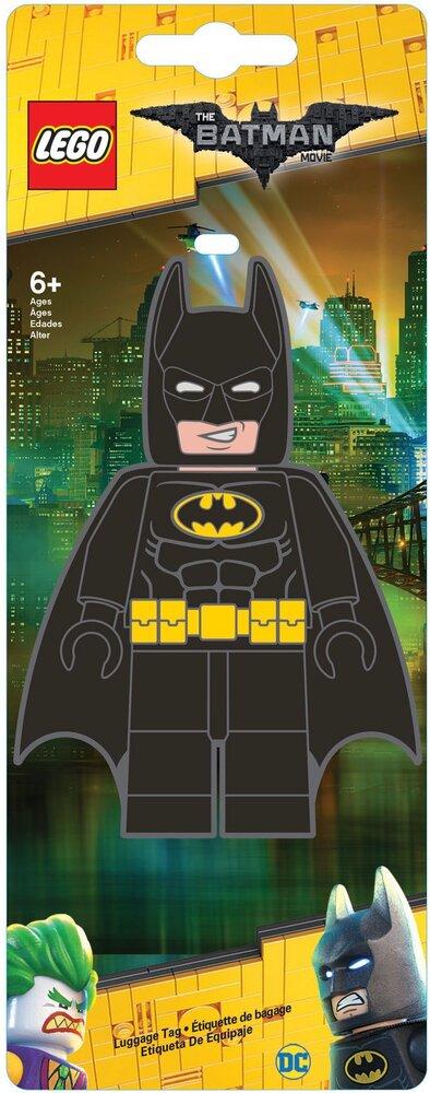 Batman Luggage Tag