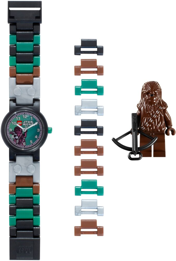 Chewbacca Buildable Watch with Toy