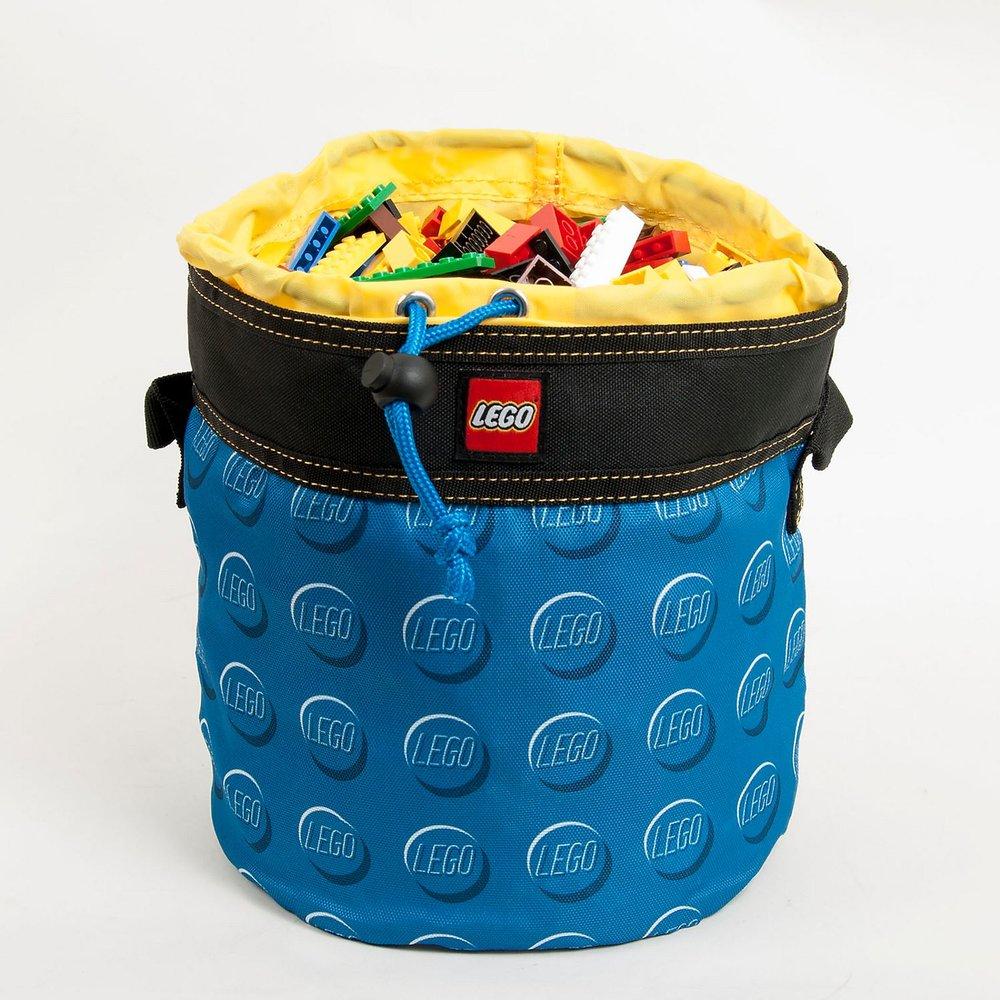Cinch Bucket (Blue)