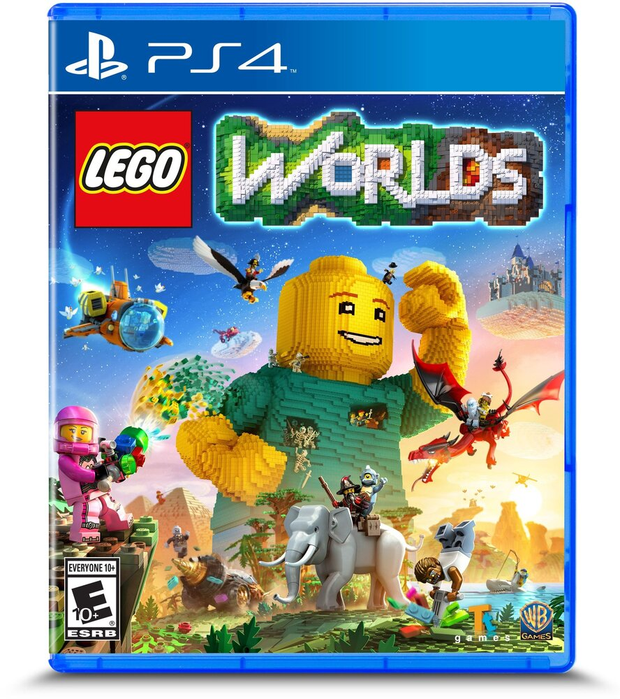 Worlds - PS4