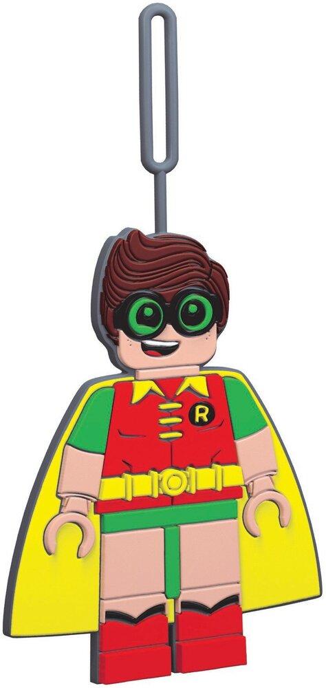 Robin Luggage Tag