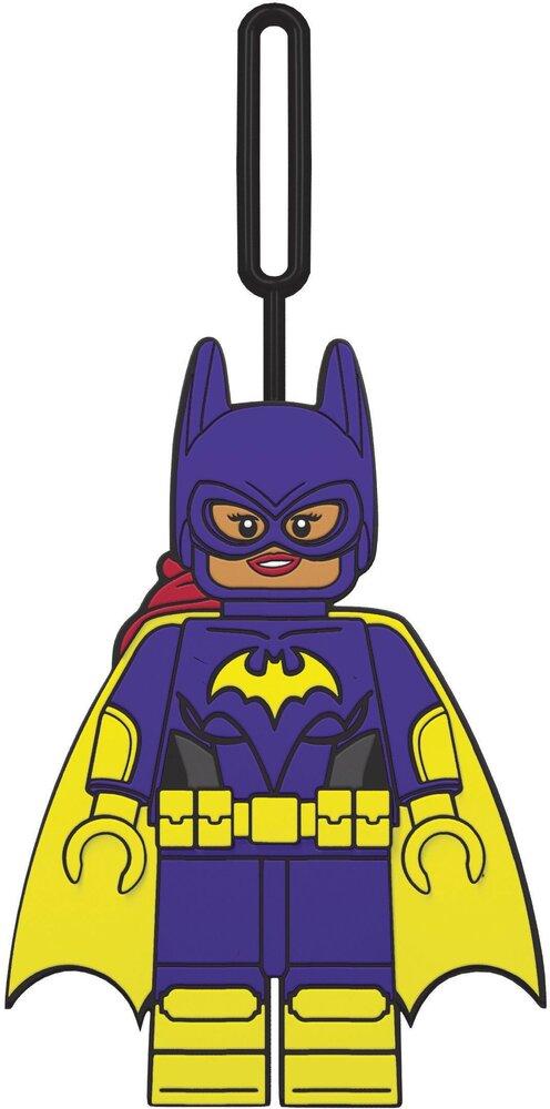 Batgirl Luggage Tag