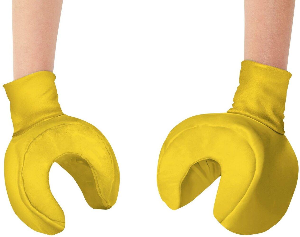 Iconic Yellow Hands
