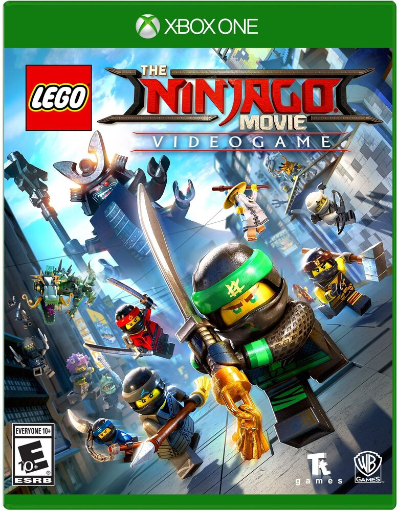 The Ninjago Movie - Xbox One