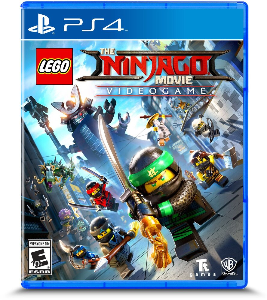 The Ninjago Movie - PS4