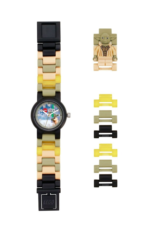 Yoda Minifigure Link Watch