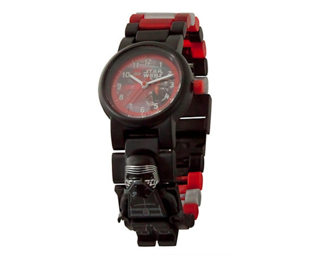 Kylo Ren Minifigure Link Watch