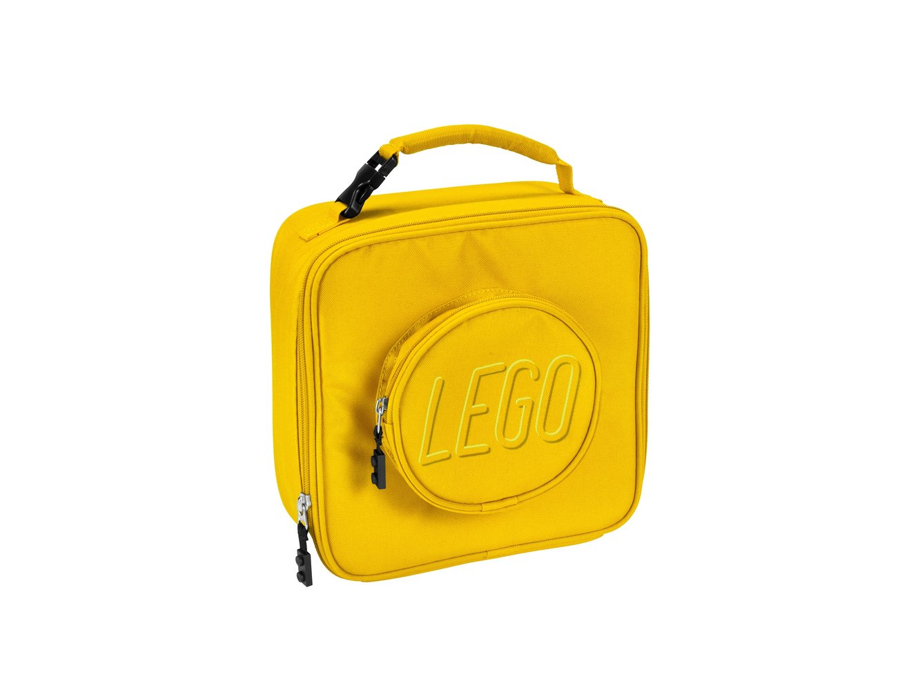 Brick Lunch Bag (Yellow)