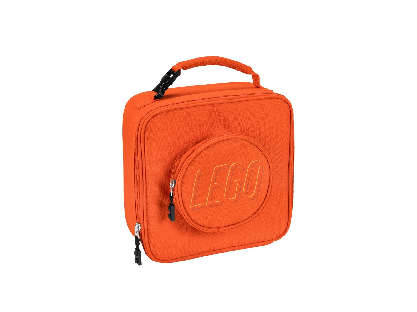 Brick Lunch Bag (Orange)
