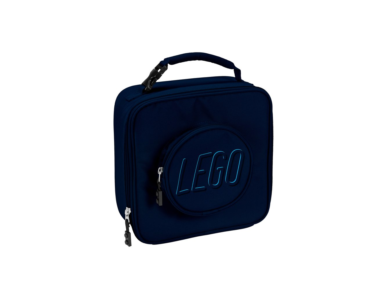Brick Lunch Bag (Navy)