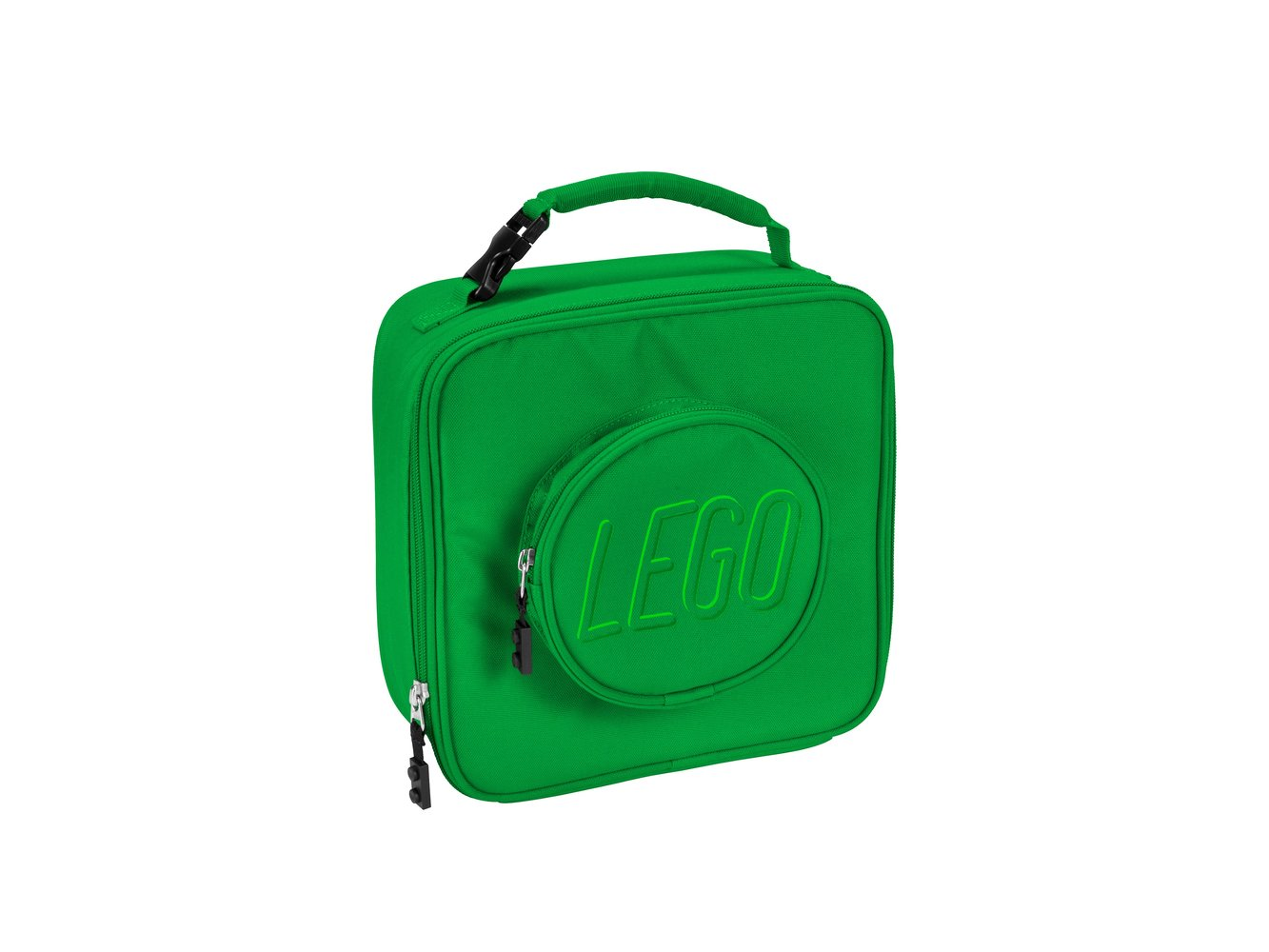 Brick Lunch Bag (Green)
