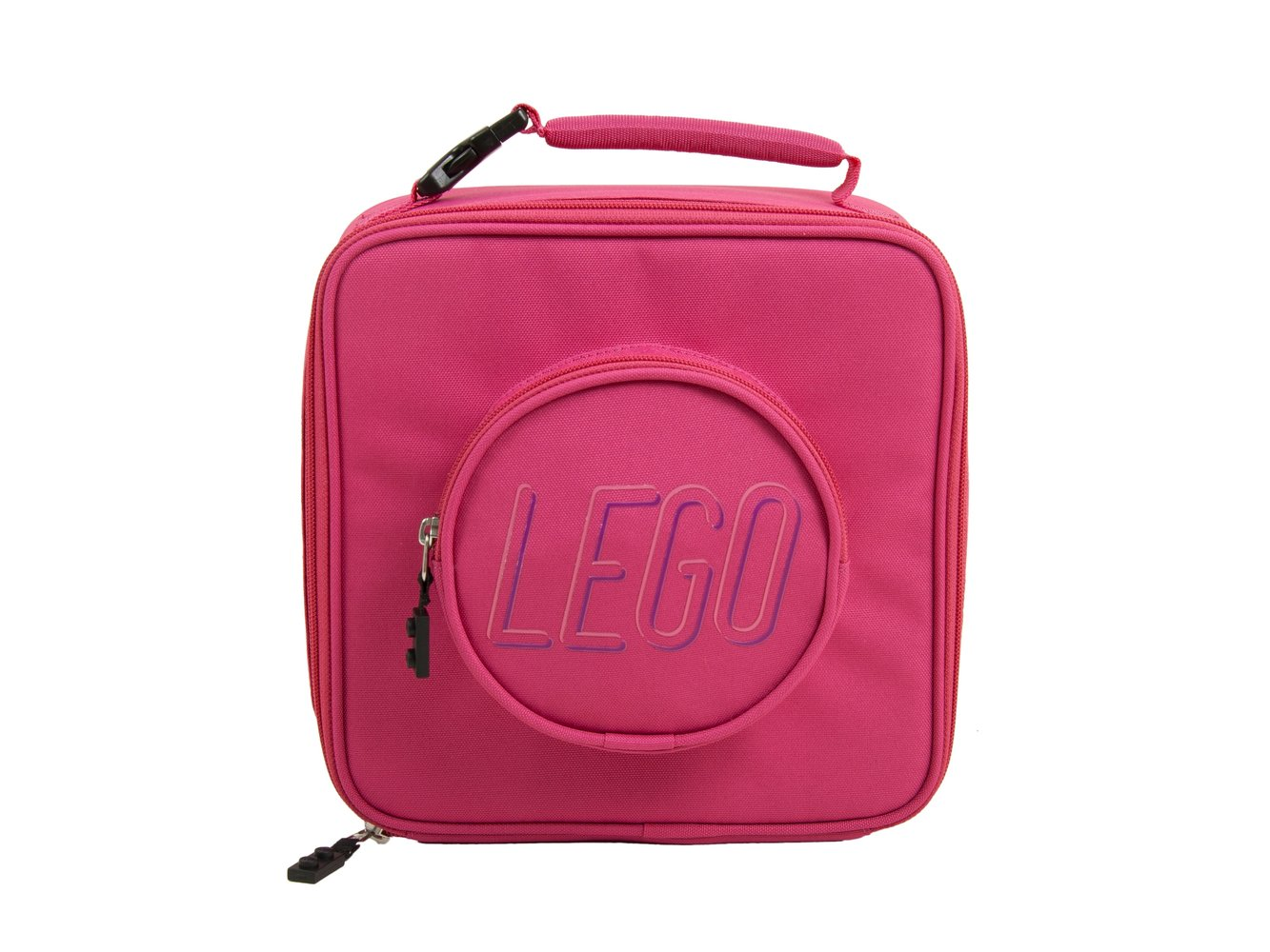 Brick Lunch Bag (Pink)