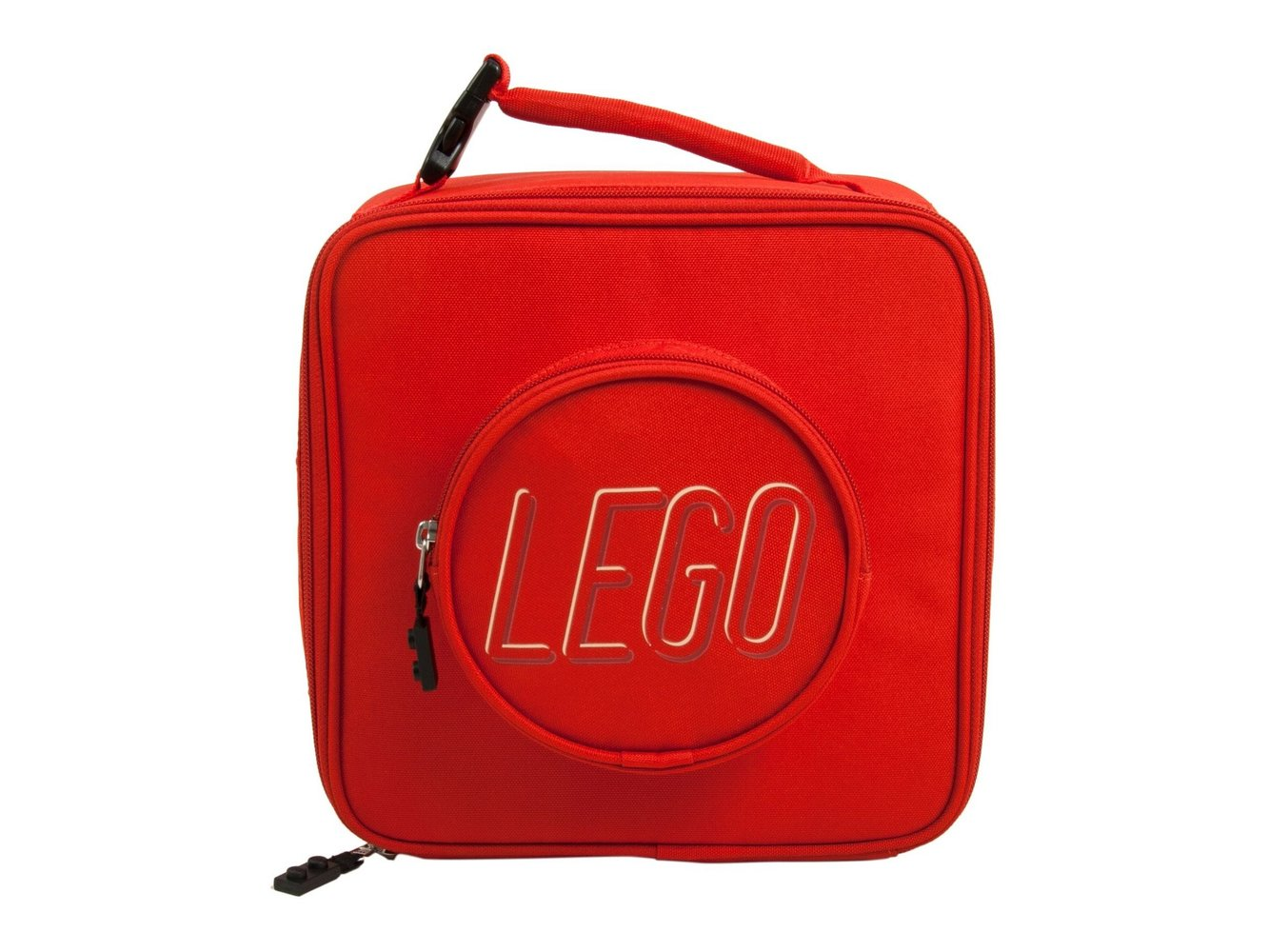 Brick Lunch Bag (Red)