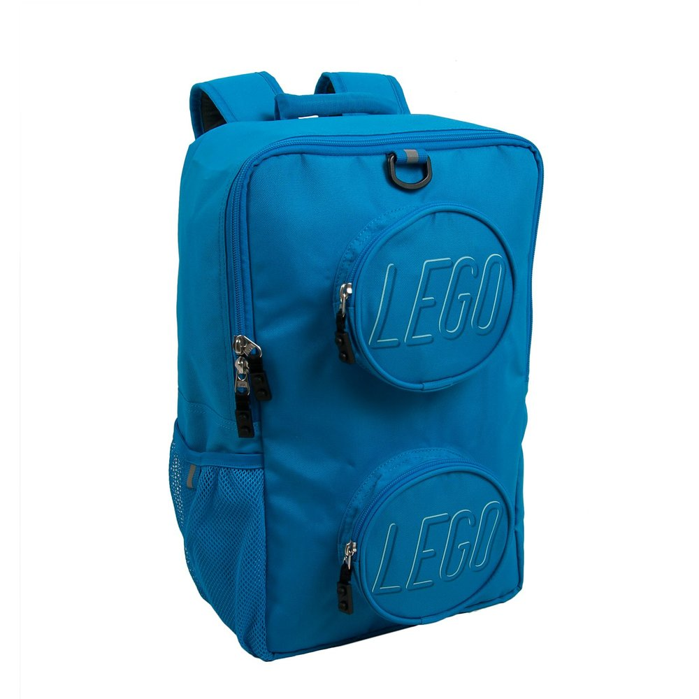 Brick Backpack (Blue)