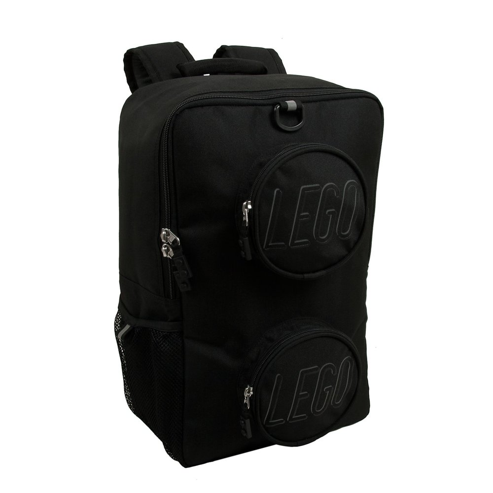 Brick Backpack (Black)