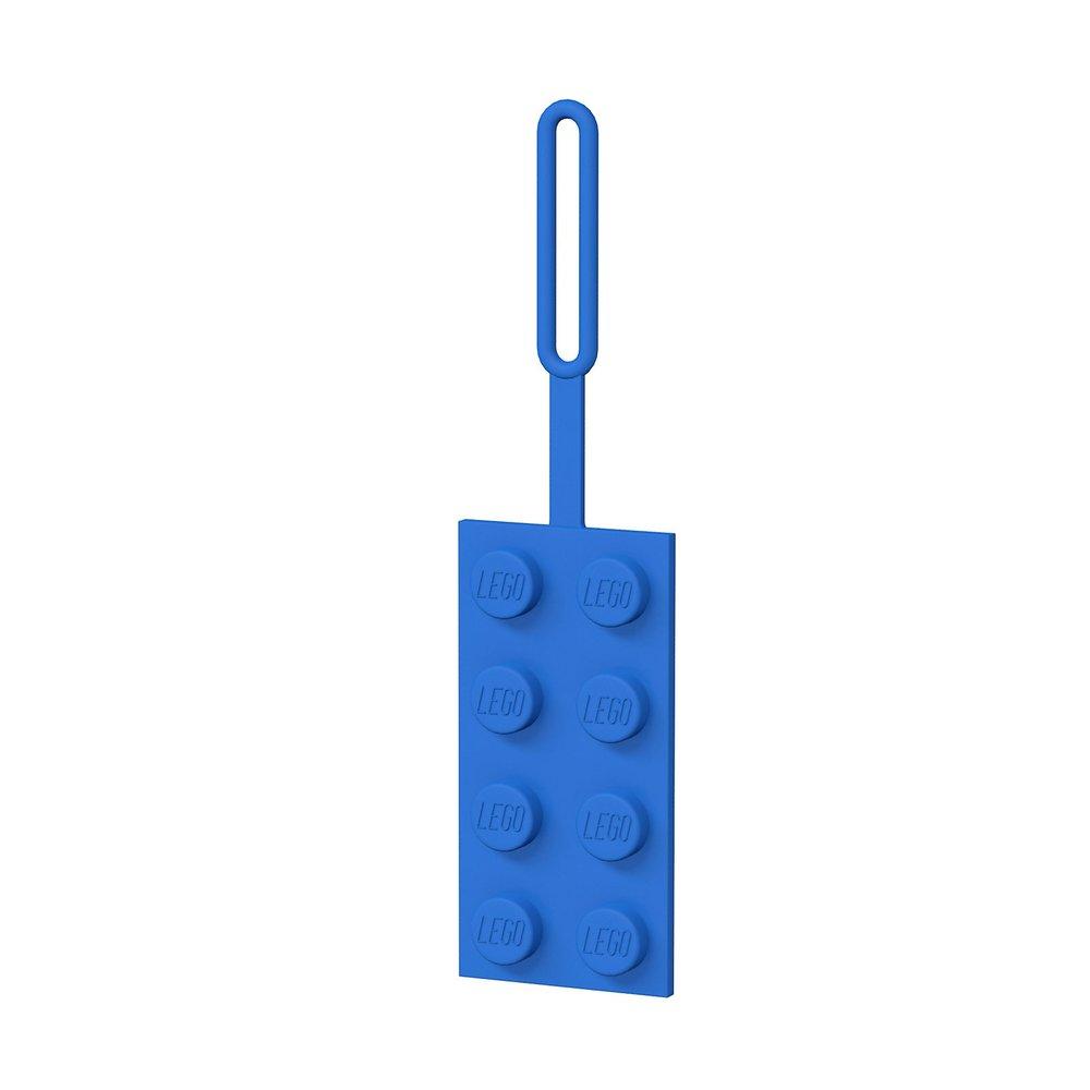 Luggage Tag (2 x 4 Blue)