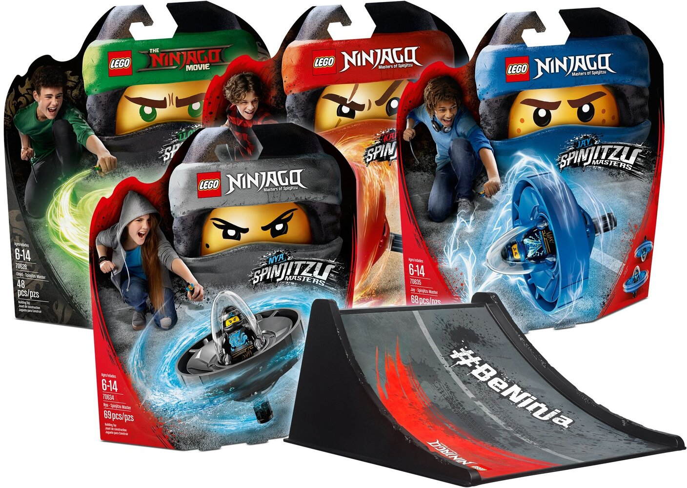 NINJAGO Easter Bundle