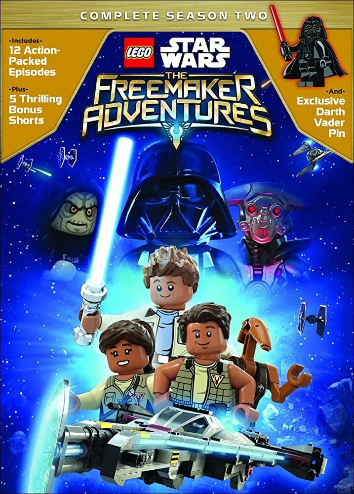 Star Wars: The Freemaker Adventures: Season Two [DVD]