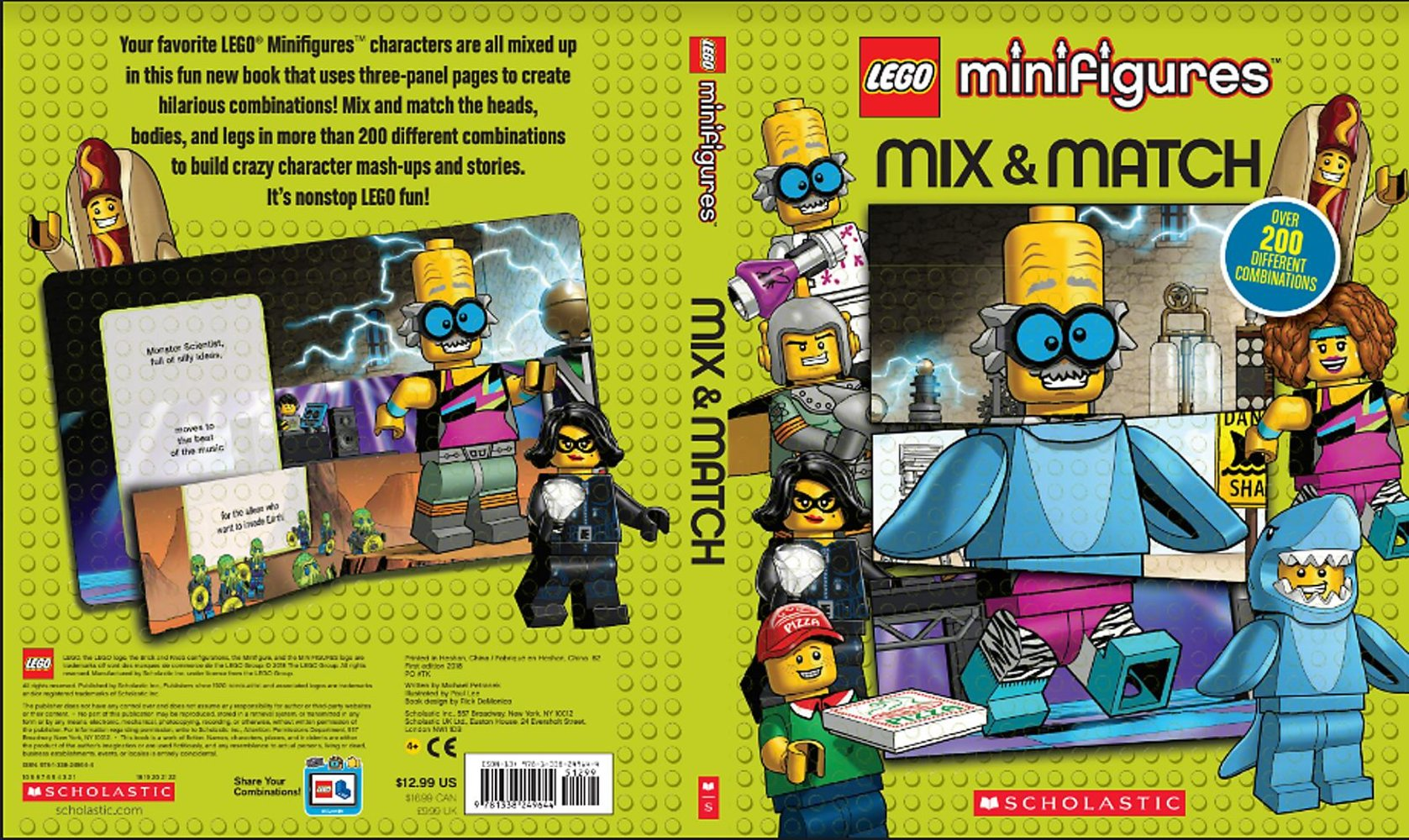 Minifigures: Mix & Match