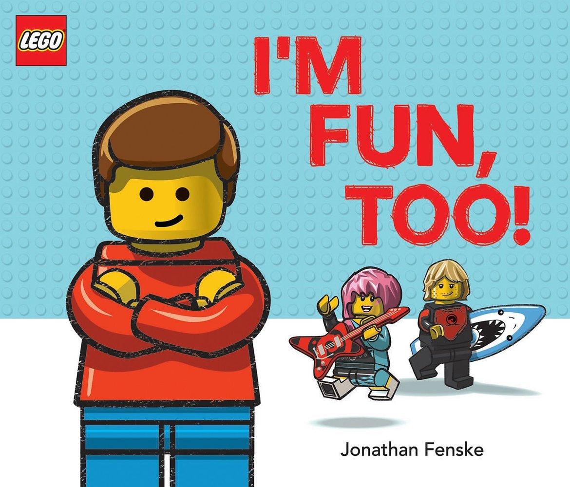 Picture Book: I'm Fun, Too!
