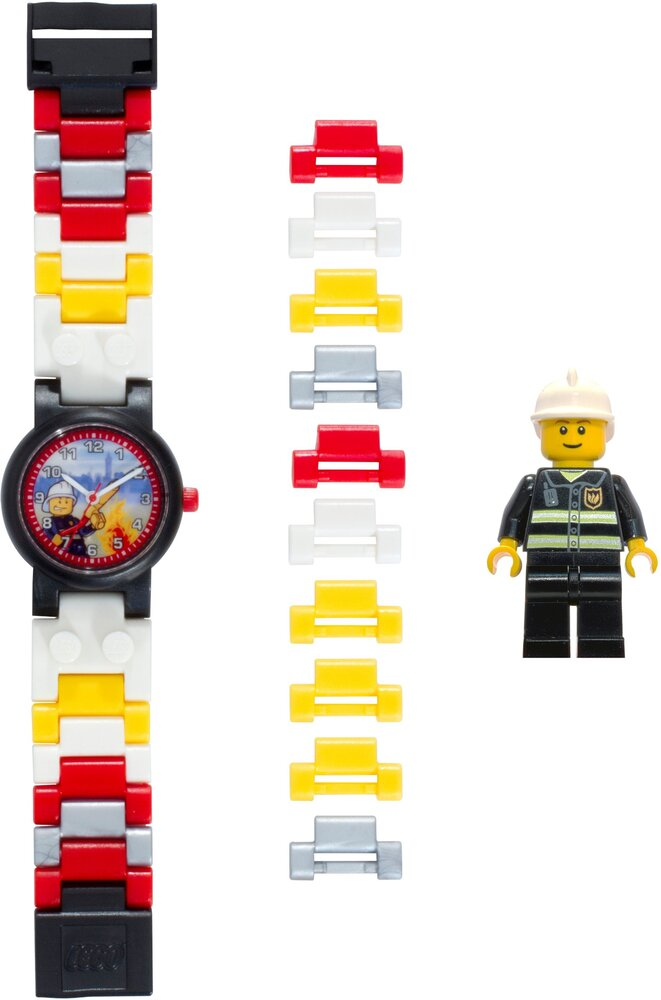 Fireman Buildable Watch with Toy