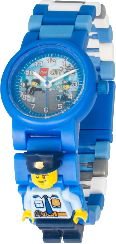 Police Officer Buildable Watch