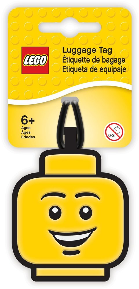 Luggage Tag (Boy)