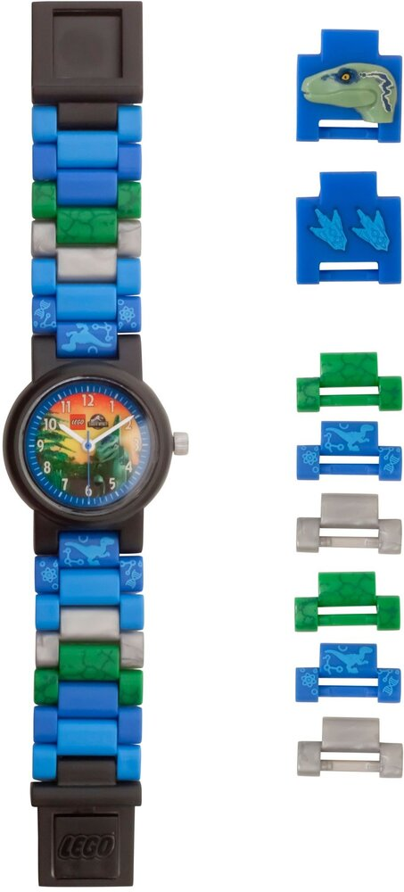 Jurassic World Blue Buildable Watch