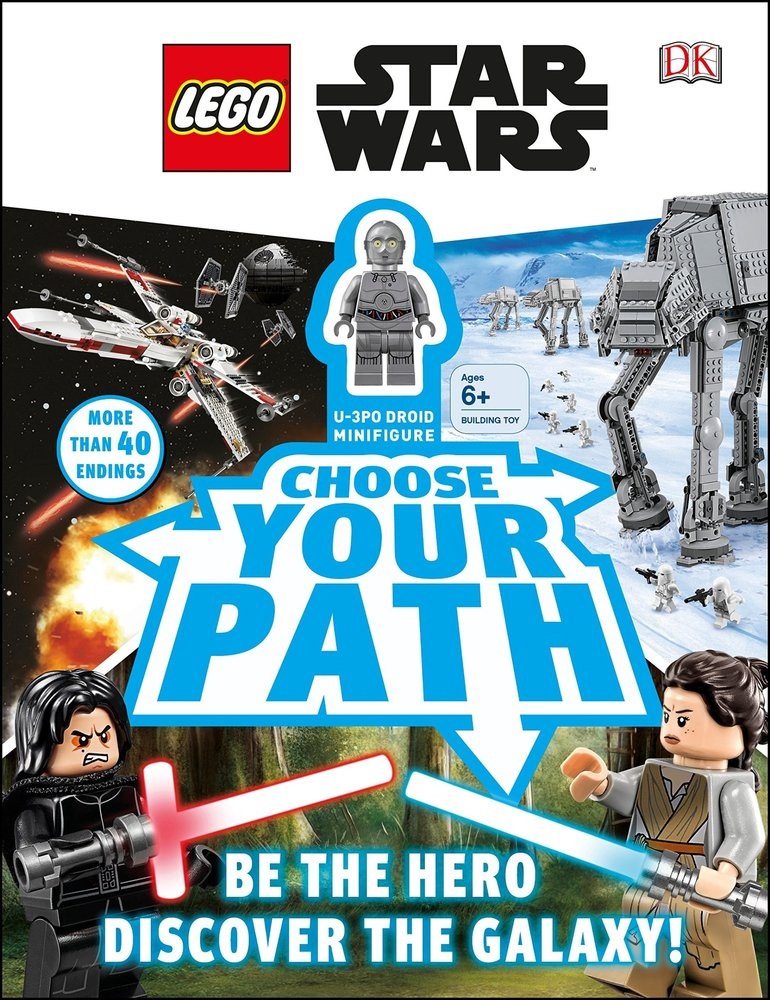 Star Wars: Choose Your Path, Be The Hero, Discover The Galaxy!
