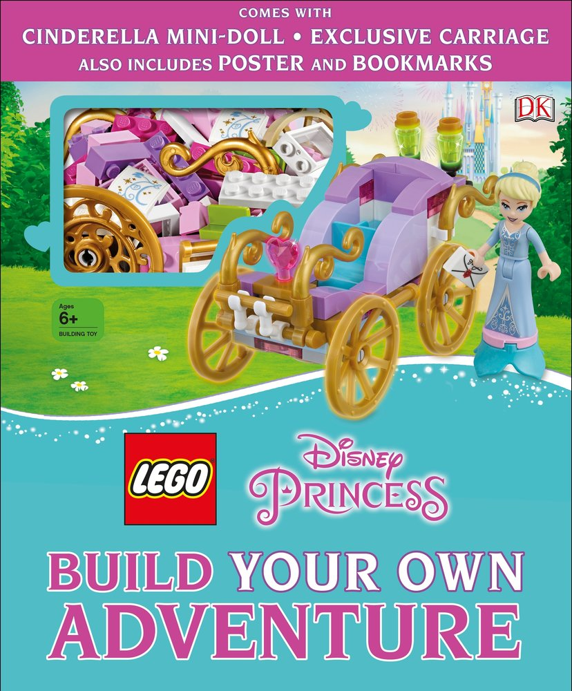 Disney Princess: Build Your Own Adventure