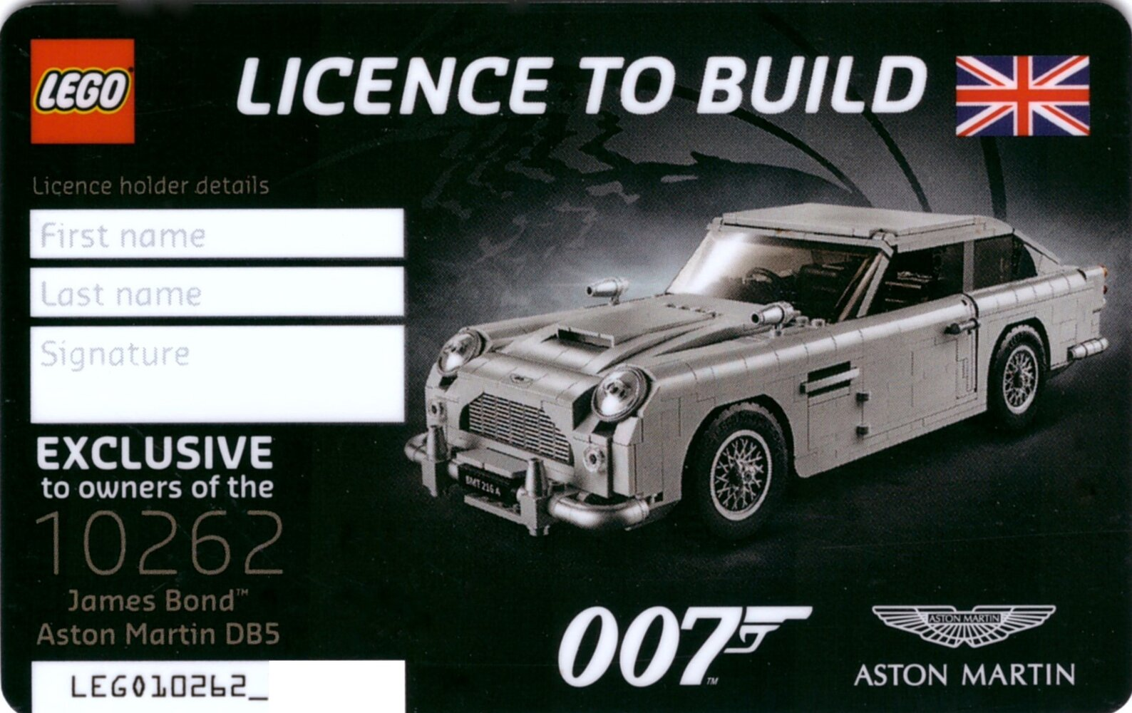 License To Build