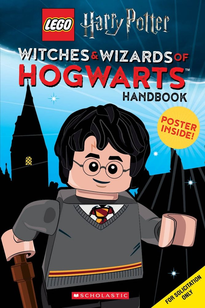 Harry Potter: Witches and Wizards Character Handbook