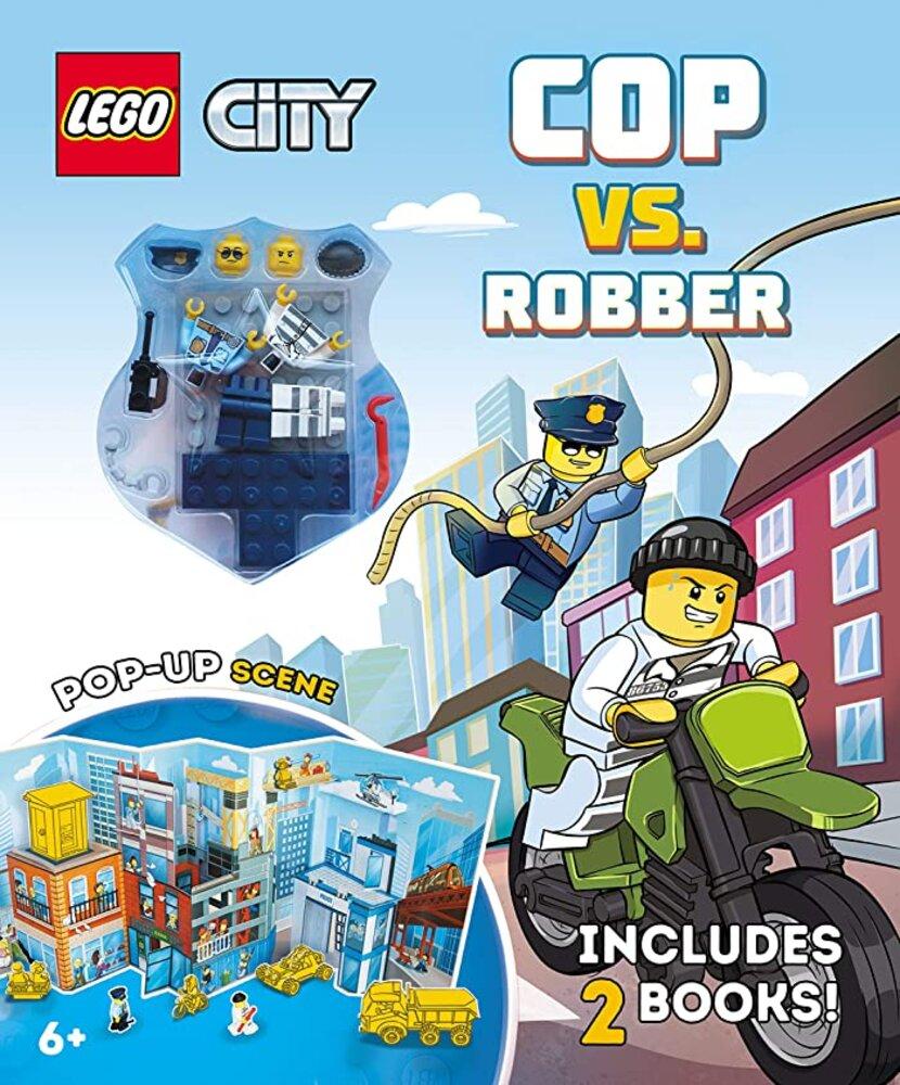 City: Cop vs. Robber