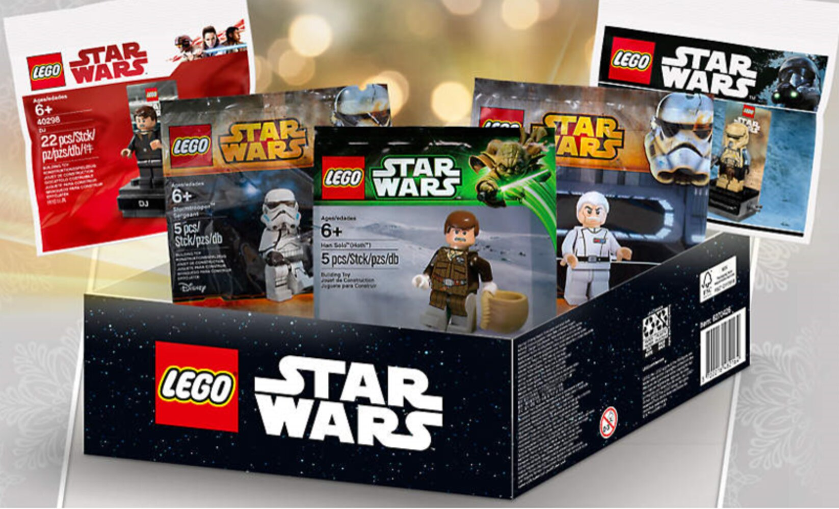 Star Wars Surprise Box
