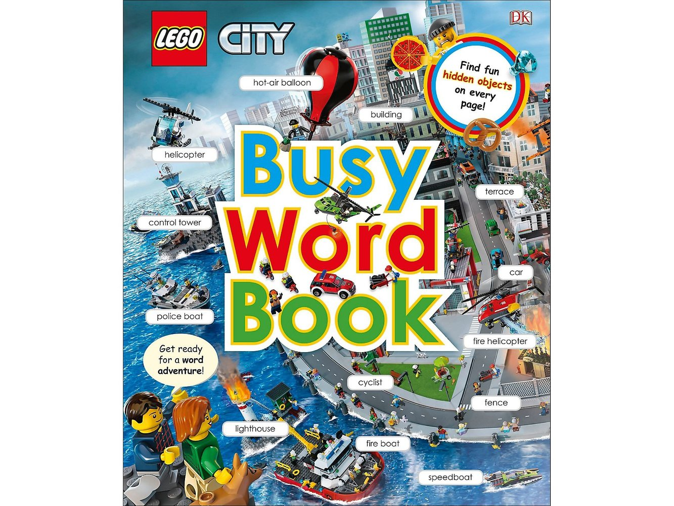 City: Busy Word Book
