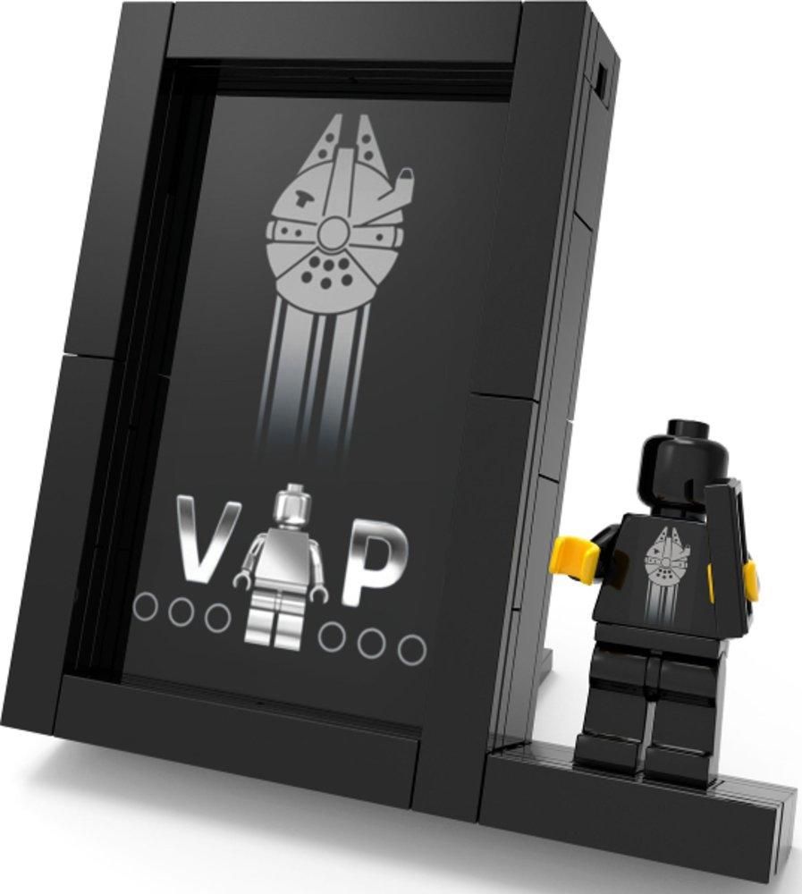 Black VIP Frame (Card Display)